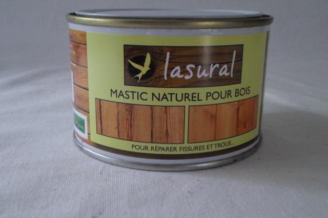 mastic naturel pour bois 0 5 kg. Black Bedroom Furniture Sets. Home Design Ideas