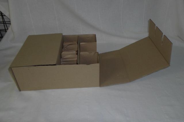 carton pour pots verre 250g. Black Bedroom Furniture Sets. Home Design Ideas